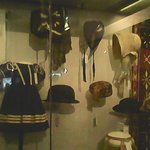 Lovely display of clothes from Victorian times