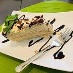 Vegetarischer Kuchen