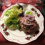 Tartare salade