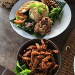 Photo de Ubud Float Garden Cafe