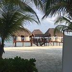 Beach spa area - wonderful experience
