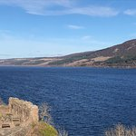 The view from Urquhart Castle