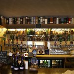 Well stocked with  huge selection of Scottish Gins & Whiskys, Real Ales