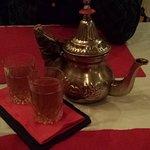 té marroquí, buenísimo y digestivo