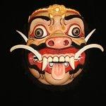 Great character masks.