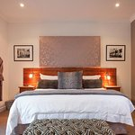 Luxury Garden Suite Room Du Plessis