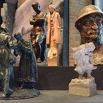 """""""In Flanders Museum"""": Exponate zum Thema Abschied und Verlust."""