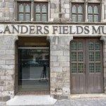 """""""In Flanders Museum"""": Haupteingang"""