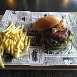 Photo of Stanford Gourmet Burger