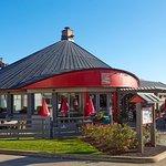 Restaurant Courtepaille Beaune avec sa magnifique terrasse