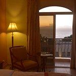 Dead Sea facing room