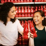 Purchase your very own Style My Coke bottles at Coca-Cola Store Las Vegas.