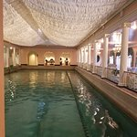 Indoor pool could use some TLC