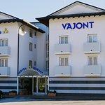Edificio hotel Vajont