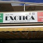 gelateria exotica