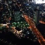 橫濱地標塔 空中花園展望台照片