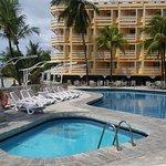 Bild från Merville Beach Hotel