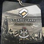 Foto van St James' Park