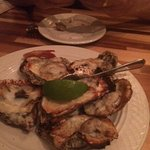 Key Lime Oysters