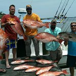 Some More BIG Snapper and Amberjack.