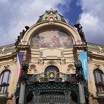 Gemeindehaus (Obecni Dum) Foto