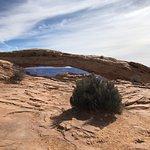 Photo of Mesa Arch