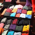 Etal de chaussettes