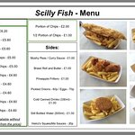 Scilly Fish