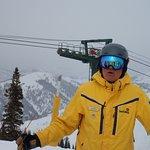 Allan the mountain tour guide