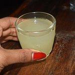 spicy yuzu sake