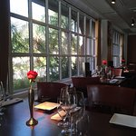 Vienna Cafe offers an elegant interior combined with excellent food, and a vast selection of win