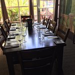 Our private Florida Room serves parties of 12 to 25 people, booked for all types of formal dinne