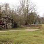 British bunker
