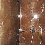 Shower Area of Room No. 516