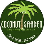 Our Logo ;) Yes we have a backyard garden ;)