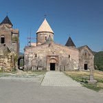 Photo of Goshavank Monastery