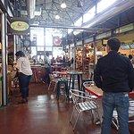 Inside the Famer's Market