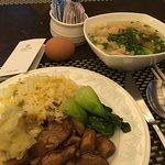 中華ばかりを選んだ朝食