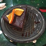 Gluten free chocolate cake... very strong!