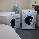 Loved the dedicated washer and dryer.