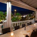 Martini by TP Italian Restaurant - the terrace