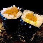 唯一の巻き寿司はかんぴょうでした。