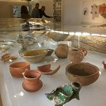 permanent exhibition of finds