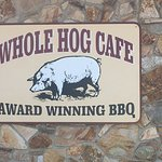 Foto Whole Hog Cafe
