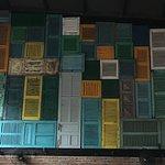 Cluttered shutters