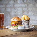 Burger & A Pint £10.95 Every Wednesday From 6pm