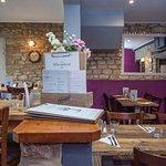 Wheatsheaf Inn Dining Area