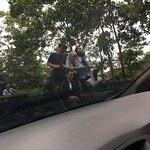 Photo of Merapi Volcano