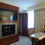 Lodge Suite living room