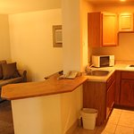 One Bedroom Kitchenette Suite